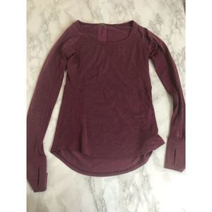 Marmot Womens Long Sleeve Top Size XS